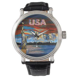 Relógio dos EUA