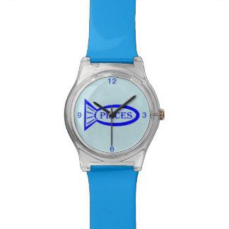 Relógio dos peixes do sinal da estrela dos peixes