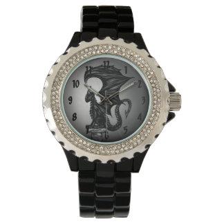 Relógio Dragonstatue