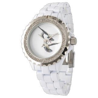 Relógio Duas gaivota