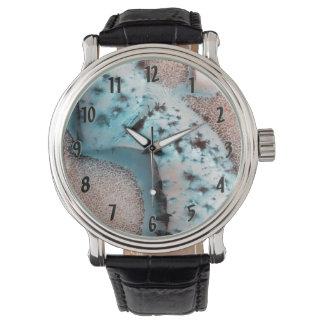 Relógio Dunas polares de Marte
