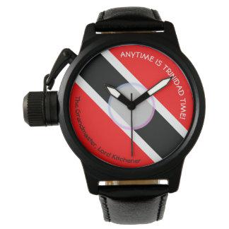 Relógio É a qualquer momento o tempo de Trinidad