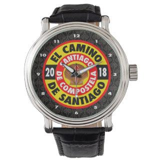 Relógio EL Camino de Santiago 2018