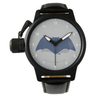 Relógio Escova da liga de justiça | & símbolo de intervalo