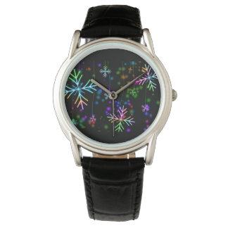 Relógio Estrela da neve