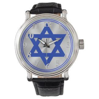 Relógio Estrela de David