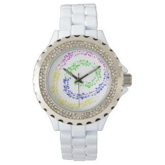 Relógio eterno elegante