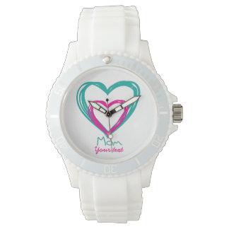 Relógio Eu amo a mamã