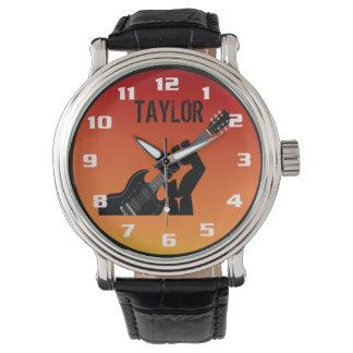 Relógio Eu quero balançar o monograma legal