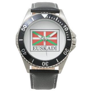 Relógio Euskadi