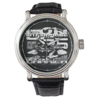 Relógio eWatch Watcha da empresa do porta-aviões
