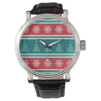 Relógio Feliz Natal