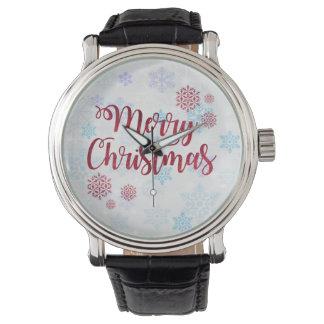 Relógio Feliz Natal 2