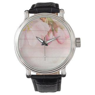 Relógio Flor de cerejeira