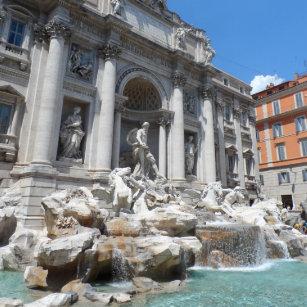 af3ea81c0a5 Relógio Fonte Roma do Trevi