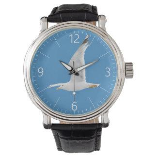 Relógio Gaivota do vôo