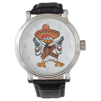 Relógio Galo mexicano
