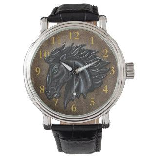 Relógio Garanhão preto