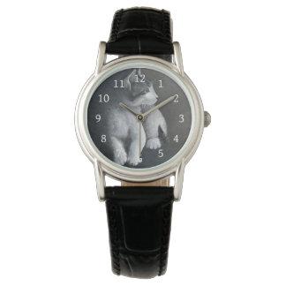 Relógio Gatinho do gato malhado