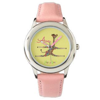 Relógio Ginástica de Rainbwo pelos Feliz Juul Empresa