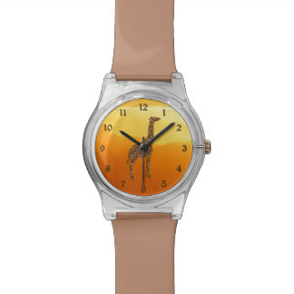 Relógio Girafa 2