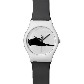 Relógio Gráfico inoperante de Roadkill do pássaro