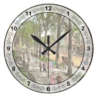 Relógio Grande A cidade - NY - eu amaria estar em Broadway 1915