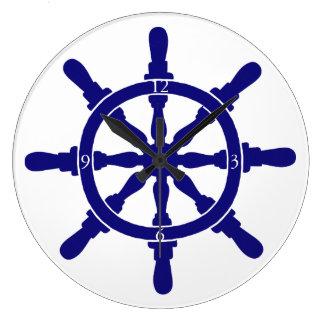 Relógio Grande A roda do navio