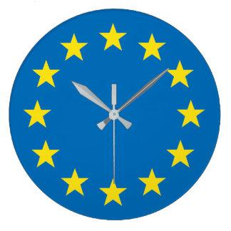Relógio Grande A UE embandeira (o pulso de disparo da União