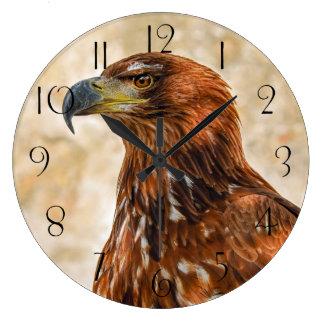 Relógio Grande Águia do savana