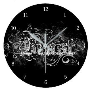Relógio Grande Animal