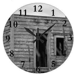 Relógio Grande aotearoa Nova Zelândia da cabine dos colonos