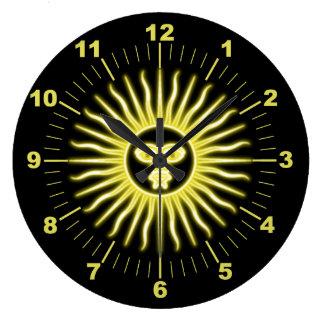 Relógio Grande Argentino Sun de maio