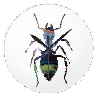 Relógio Grande Arte da formiga