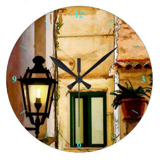 Relógio Grande Backstreets de Amalfi