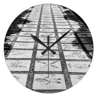Relógio Grande Beco de pedra do trajeto
