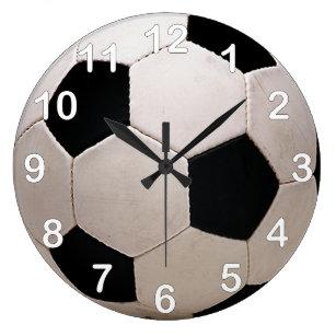 Arte e Decoração de Parede Branco Bolas Futebol De  e26976c1e67f2