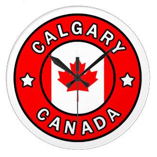 Relógio Grande Calgary Canadá
