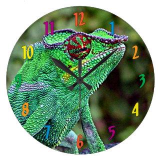 Relógio Grande Camaleão