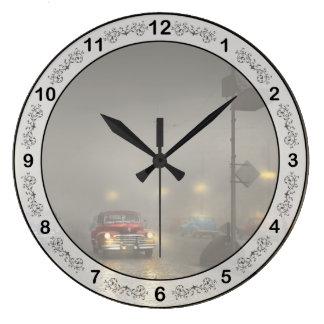 Relógio Grande Carro - abaixo de uma estrada só 1940