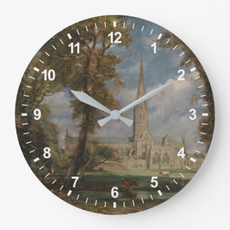 Relógio Grande Catedral de Salisbúria de Terra do Bishop