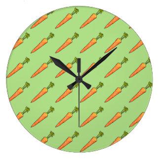 Relógio Grande Cenoura