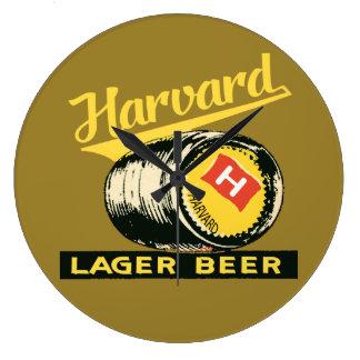Relógio Grande Cerveja de cerveja pilsen de Harvard
