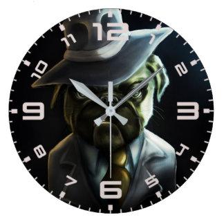 Relógio Grande Chefe de Pugster
