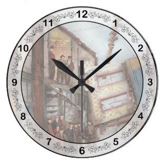 Relógio Grande Cidade - Cleveland OH - casa aberta 1913