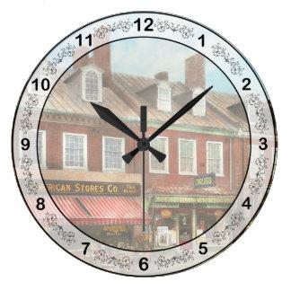 Relógio Grande Cidade - DM de Easton - uma fatia da vida