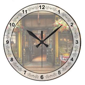 Relógio Grande Cidade - MÃES de Boston - para o viajante cansado