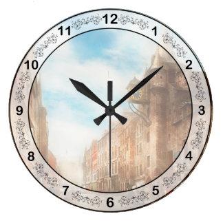 Relógio Grande Cidade - operador 1865 de Scotland - de Tolbooth