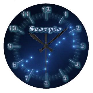 Relógio Grande Constelação da Escorpião