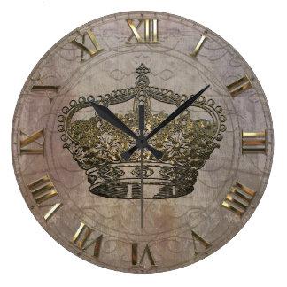 Relógio Grande Coroa de Anémoneathe